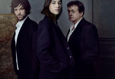 Romain Duris, Charlotte Gainsbourg, Patrice chereau