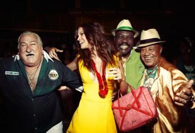 Menu Samba