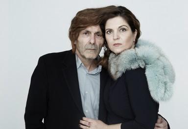 Agnès Jaoui & Jean Pierre Bacri