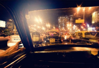 Mumbay traffic